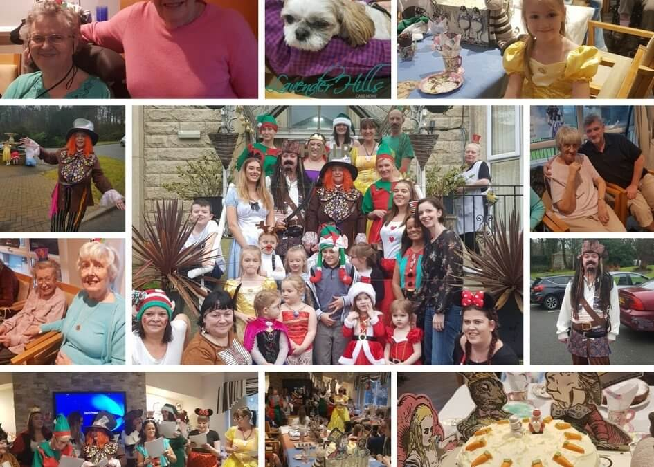 Lavender Hills Mad Hatters Christmas Tea party! huge success- Everybody came together
