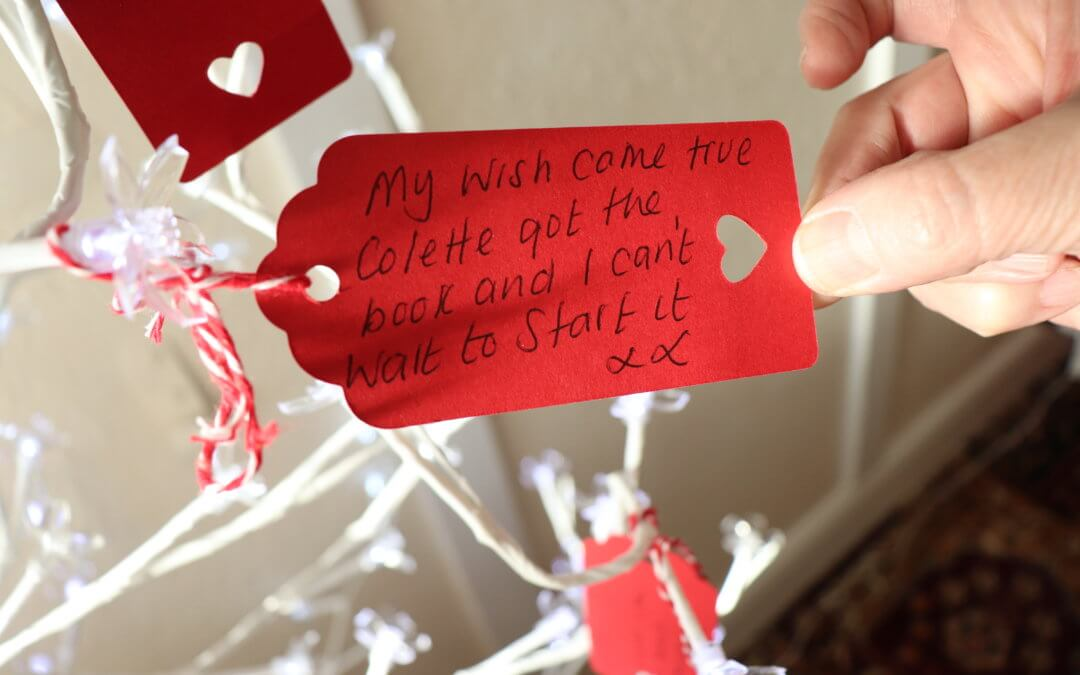 Windsor house care home  'wish tree project' With the goal of giving each resident their wish this Christmas season