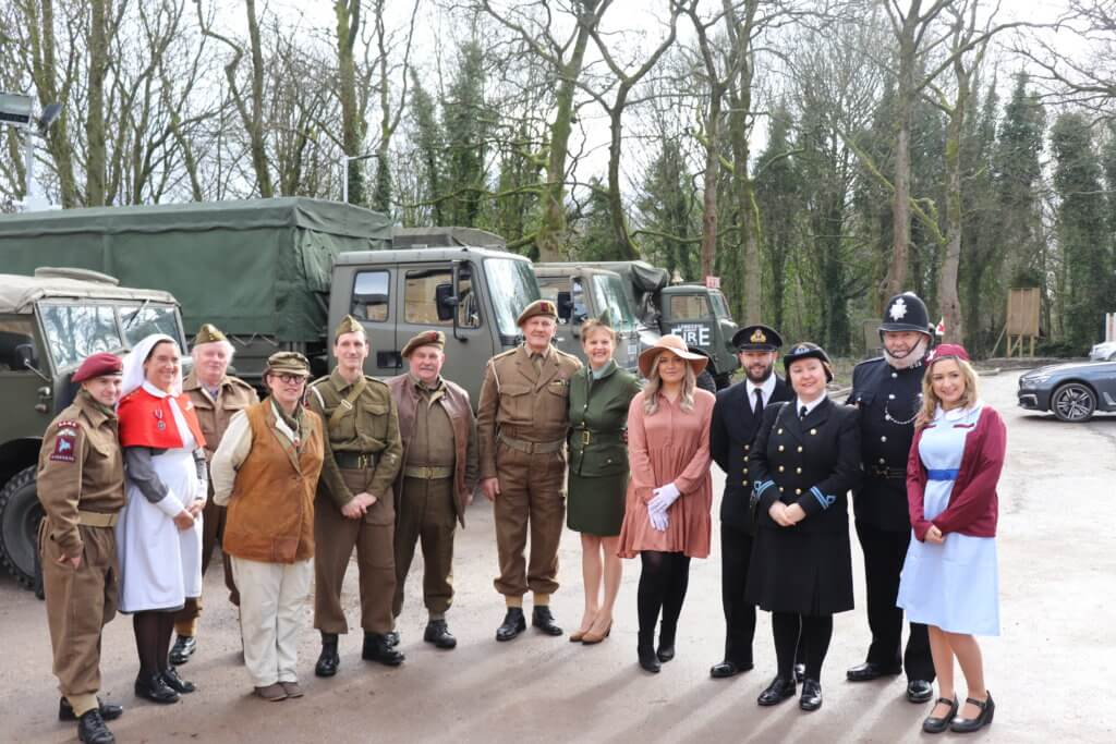 1940's open day