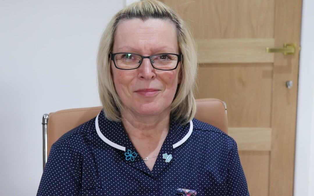 Lakeside Nursing home welcome Julie to the team as Clinical Lead Nurse
