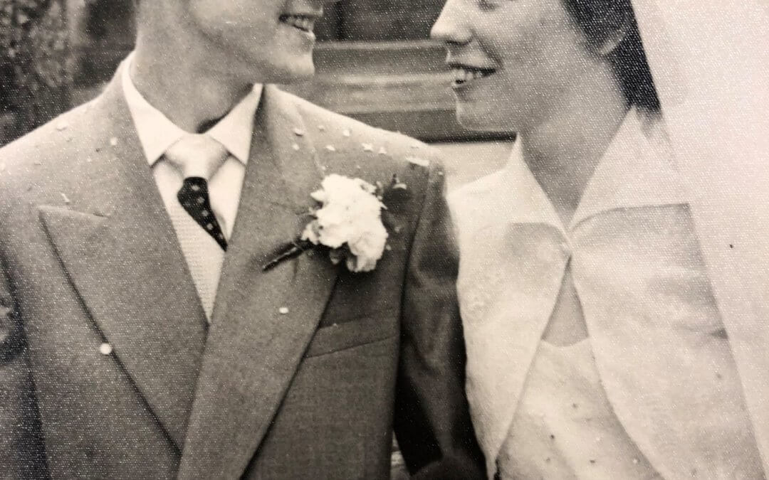 Childhood sweethearts are able to live life together in Worthington Lake care home