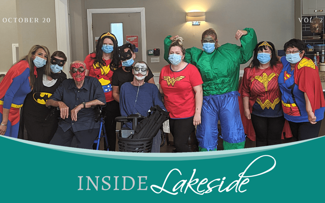 Inside Lakeside – October 2020 Newsletter